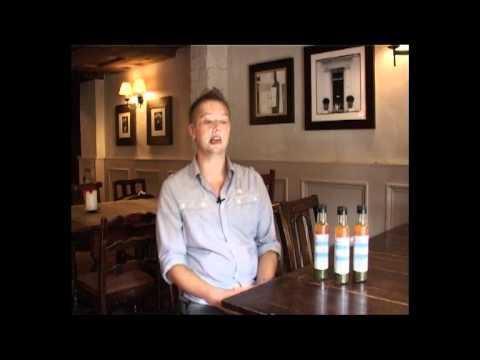 Talking Business Heads - Brian Gobey of Chimi Churri Ltd.