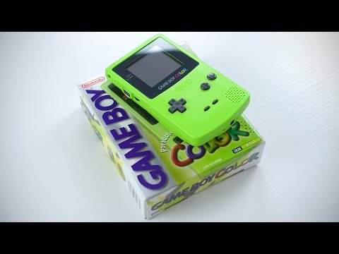 color - What do you do when you find a perfect unopened 1998 Game Boy Color? Do an unboxing of course. Click to Subscribe! http://bit.ly/SubAustin Twitter http://twitter.com/austinnotduncan Facebook...
