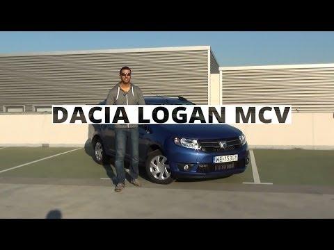 [PL] Dacia Logan MCV 1.5 dCi 90 KM, 2013 – test AutoCentrum.pl