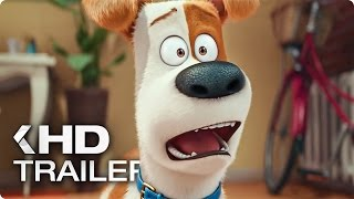 Nonton The Secret Life of Pets ALL Trailer & Clips (2016) Film Subtitle Indonesia Streaming Movie Download