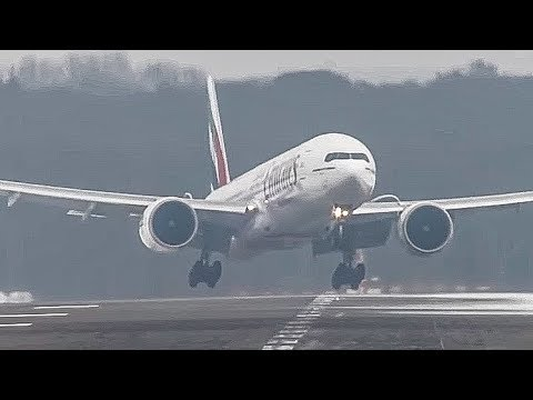 airbus - Which was your favorite landing? Write it in the comments. 13 months after I uploaded my first crosswind video I was finally able to get some footage which i...