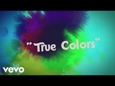 True Colors (Lyric Video) [OST by Justin Timberlake & Anna Kendrick]