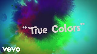 Video Justin Timberlake, Anna Kendrick - True Colors (Lyric) MP3, 3GP, MP4, WEBM, AVI, FLV Oktober 2017
