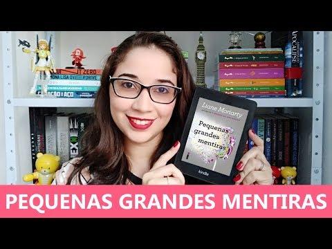 PEQUENAS GRANDES MENTIRAS - Liane Moriarty ?? | Biblioteca da Rô