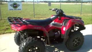 4. Overview and Review: 2012 Kawasaki Brute Force 750 4X4 I FI