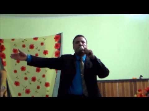 Pr. Jose Rodrigues  (Pregação na Assembleia de Deus em Zé Velino, Divinolândia de Minas-MG)