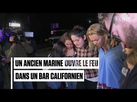 Californie : un ancien Marine ouvre le feu et tue 12 personnes dans un bar