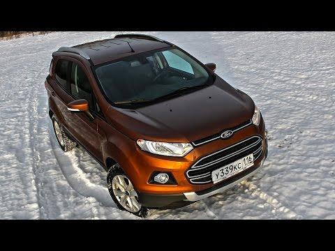 Ford ecosport подвеска снимок