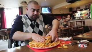 Video Deux hamburgers avalés, un voyage en Espagne offert ! MP3, 3GP, MP4, WEBM, AVI, FLV Oktober 2017