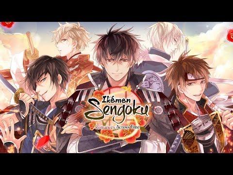 Official Trailer - Ikémen Sengoku: Romances Across Time (Otome Game)