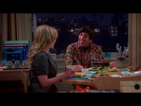 The Big Bang Theory - Wolowitz & Bernadette Arguing