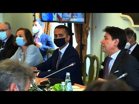 Ιταλία: Ευρεία συζήτηση για την οικονομία