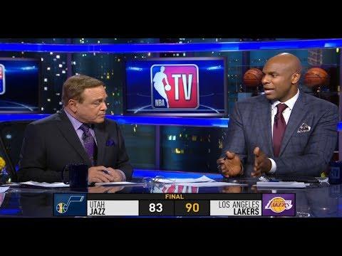 GameTime - Lakers vs Jazz Postgame Talk   November 23, 2018