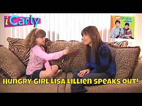 HUNGRY GIRL Interview Lisa Lillien with Prodigy Kid Reporter Piper Reese! (PipersPicks 034)