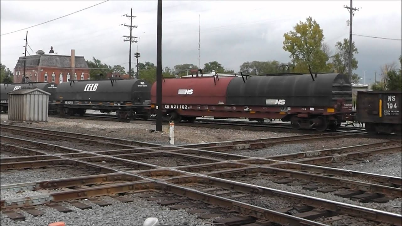 Railfanning Dolton Junction on 10.03.12: Forty Solid Minutes of Action!