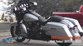 8. 2019 Harley-Davidson® FLHXS - Street Glide® Special