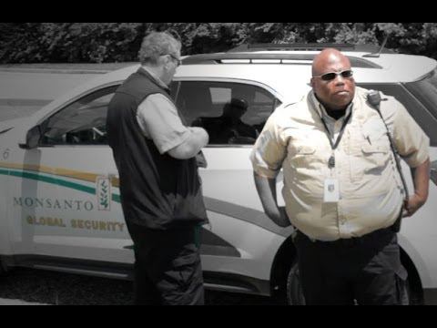Monsanto Security Tries to Shut Down Reporters at World Headquarters