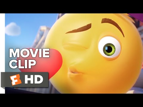 The Emoji Movie Clip - Opening Scene (2017) | Movieclips Coming Soon