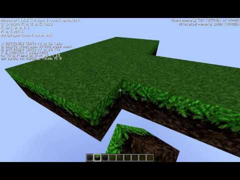 Minecraft – Skyblock selbst erstellen (ohne download)