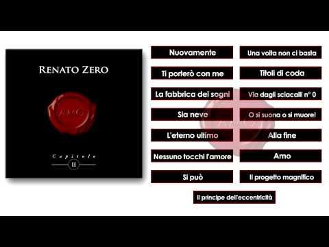 """, title : 'Renato Zero - Anteprima Ufficiale """"Amo II""""'"""