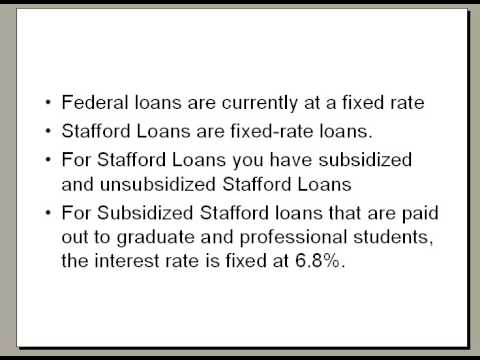 Student Loan Consolidation Interest Rate