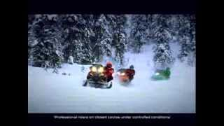 8. 2005 Arctic Cat Snowmobile Line Up
