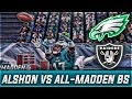 MADDEN SLIDERS | Madden 18 Eagles Connected Franchise | Ep.16