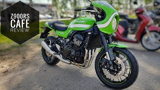 2. Kawasaki z900rs cafe first ride and review