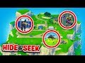 *NEW* SPAWN ISLAND Hide n Seek in Fortnite