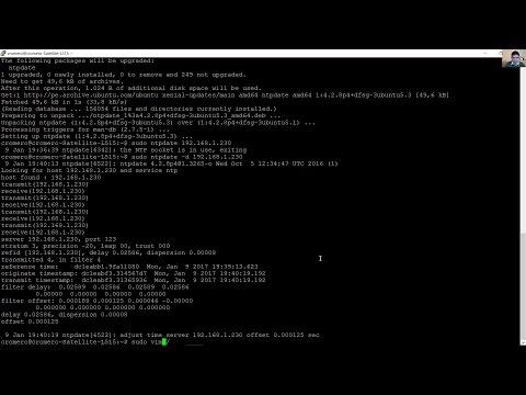 Install, Configure NTP Server on Ubuntu 16.04 LTS and Setup Clients (видео)