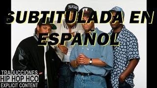 N.W.A |Real niggaz |SUBTITULADA EN ESPAÑOL HD
