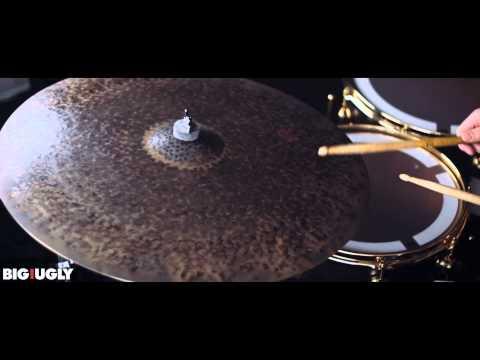 "Sabian BIG&UGLY | HH 24"" King Ride Cymbal"