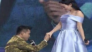 Video Adegan Romantis Fildan D'Academy 4 dan Zaskia Gotik Bikin Iis Dahlia Panas MP3, 3GP, MP4, WEBM, AVI, FLV November 2018