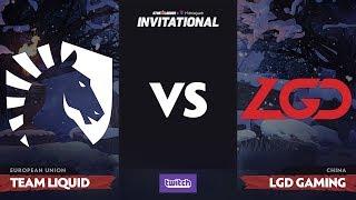 Team Liquid против LGD Gaming, Третья карта, Grand Final SL i-League Invitational S4