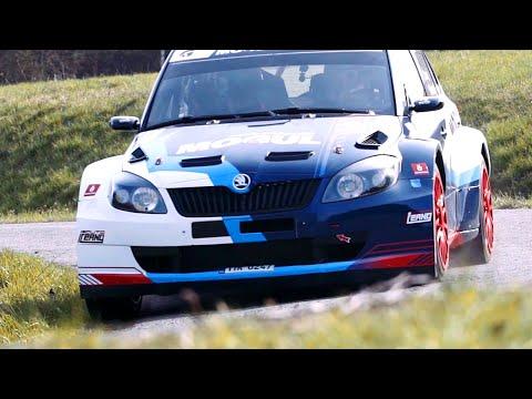 Pedro a Honza Černý | Záznam celé jízdy v rally speciálu