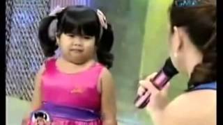 The Ryzza Mae Show: Ryzza naging Kontrabida with Ms. Judy Ann Santos