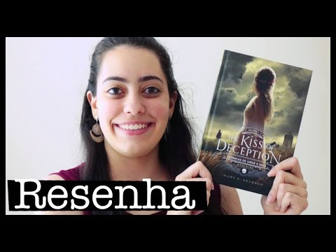 Resenha: Kiss of Deception - Mary E. Pearson (sem spoilers)