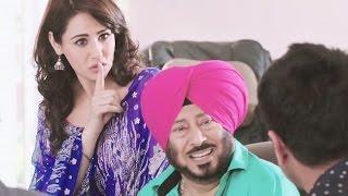 Punjabi Comedy Scene  Munde Wale Aa Gaye  Binnu Dhillon, J...