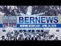 Bernews Newsflash For Wednesday April 24, 2019