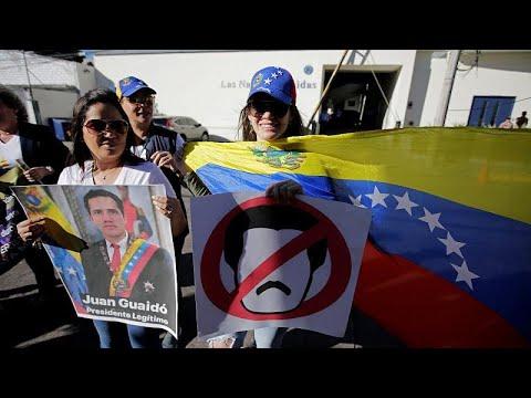 Venezuela: Putschist & Interims-Präsident Guaidó erhält ...