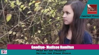 Goodbye by Madison Hamilton