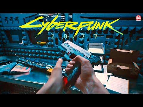 CYBERPUNK 2077 - NOVA GAMEPLAY MOSTRANDO AS ARM4S e ESTILOS DE JOGABILIDADE