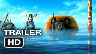 Nonton Madagascar 3 Official Trailer  1  2012  Hd Film Subtitle Indonesia Streaming Movie Download