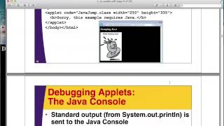 OO Programming In Java - Lecture 28 (4/20/13)