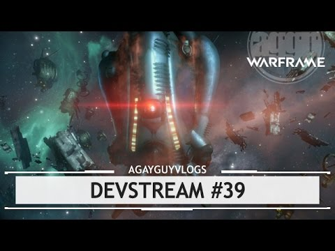 Warframe Vlog:  Archwing, Syndicates, & Hats? [re:devstream#39]