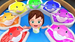 Video Colors for Children to Learn with Little Baby Girl Fun Play with Color Dolphins 3D Kids Educational MP3, 3GP, MP4, WEBM, AVI, FLV Desember 2018