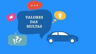 O condutor deve ficar atento aos valores das multas que estão mais caras em todo o país. Confira!INSCREVA-SE: http://goo.gl/vFsqOYREALIZAÇÃO:UsadosBRPRODUÇÃO E APRESENTAÇÃO:Layane PalharesIMAGENS, EDIÇÃO E FINALIZAÇÃO:Vanessa GoveiaSITE:www.usadosbr.comREDES SOCIAIS:Facebook: http://www.facebook.com/usadosbrTwitter: http://www.twitter.com/usadosbrInstagram: http://www.instagram.com/usadosbr