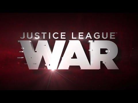 JUSTICE LEAGUE WAR Movie Review