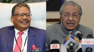 Video A-G Apandi told to take leave, says Dr M MP3, 3GP, MP4, WEBM, AVI, FLV Mei 2018