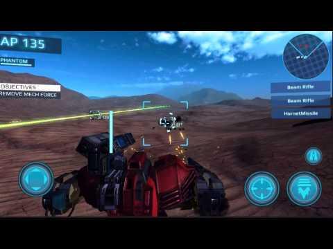 Video of MetalWars3
